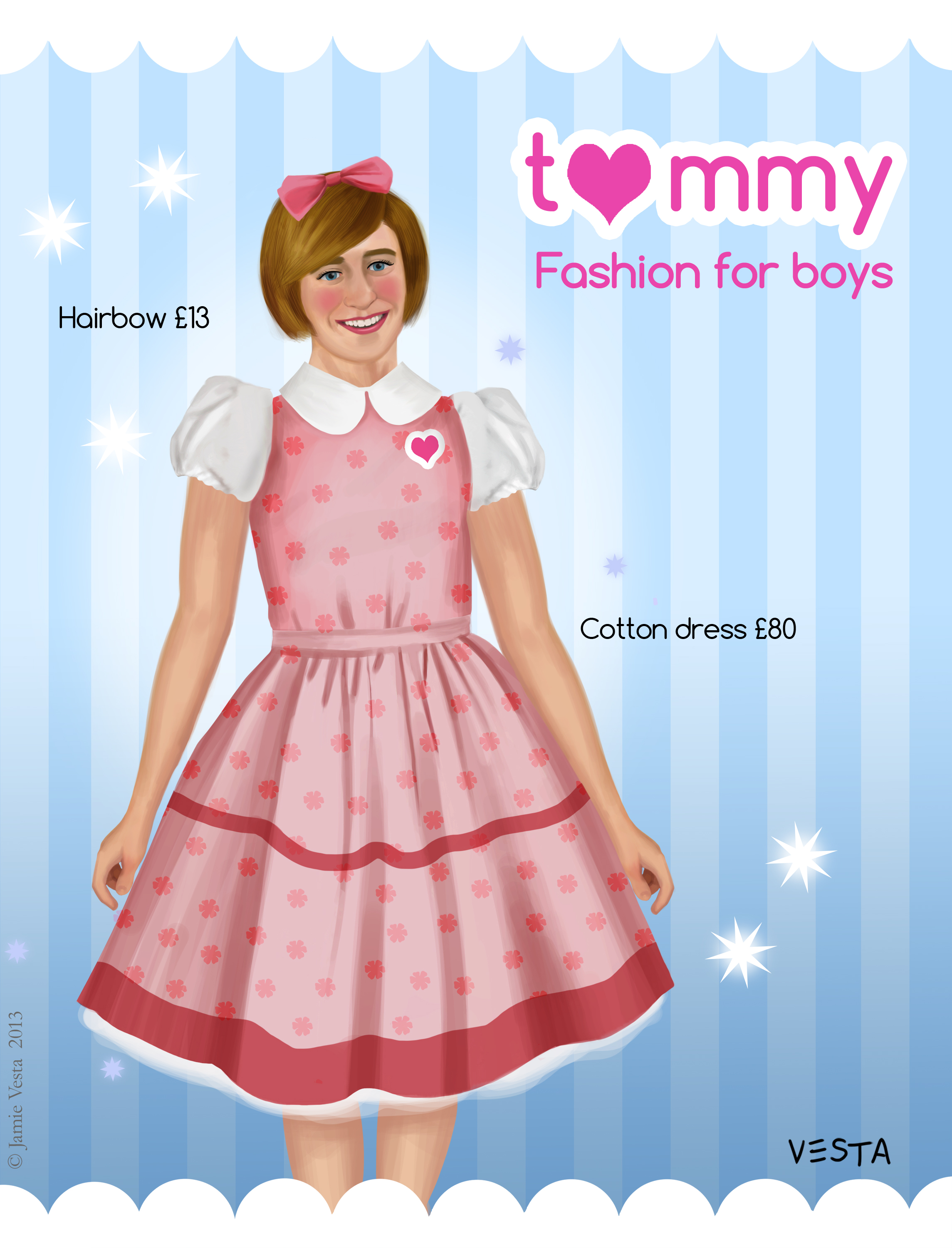 Boy In Pink Dress & How To Look Good 2017-2018