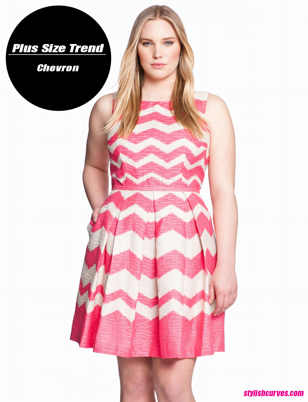 Chevron Plus Size Dress – Guide Of Selecting – Always Fashion