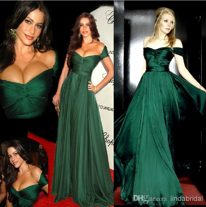 Dark Green Occasion Dress And Best Choice