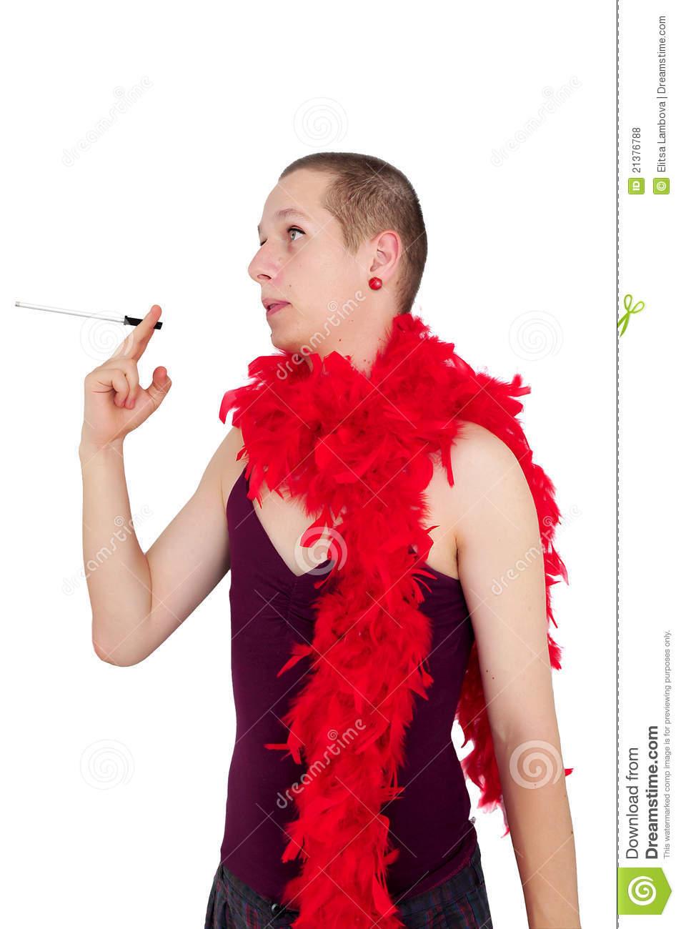 Dress Him Like A Woman - 20 Great Ideas