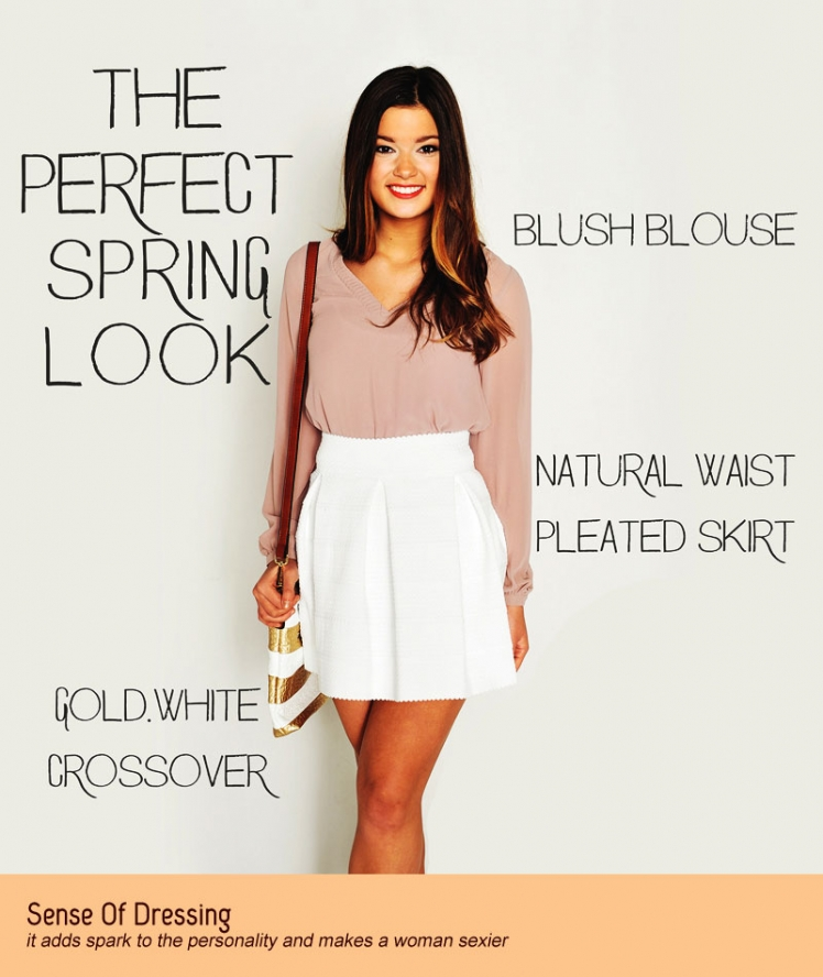 Dressing Sense For Short Girl And Fashion Week Collections