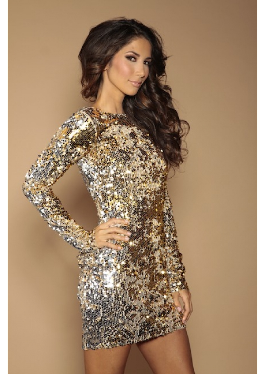 Gold Silver Dress - Always In Fashion For All Occasions
