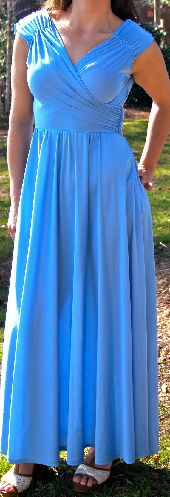 Greek Goddess Maxi Dress - Make Your Life Special
