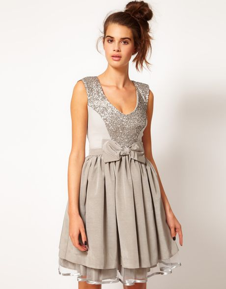 Grey Dress River Island And Review Clothing Brand