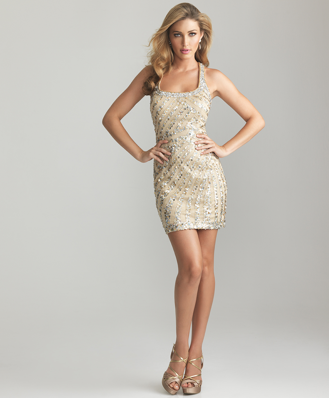 Ladies With Short Dresses - Best Choice
