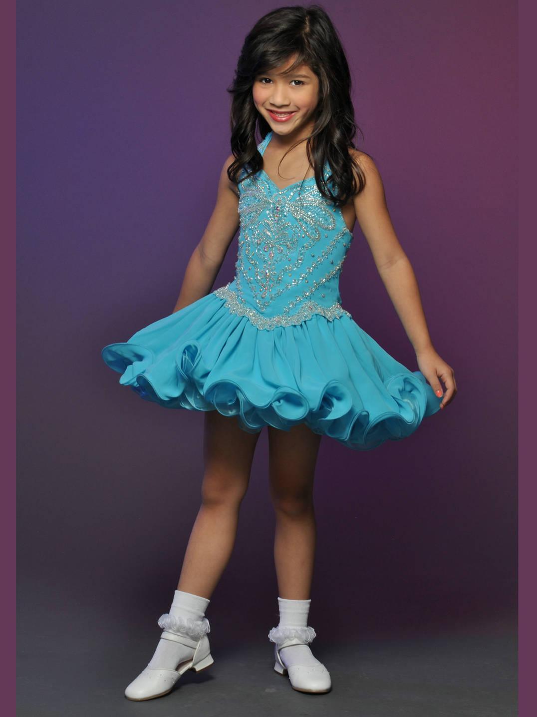 Little Girls In Short Dresses & Popular Choice 2017 ...
