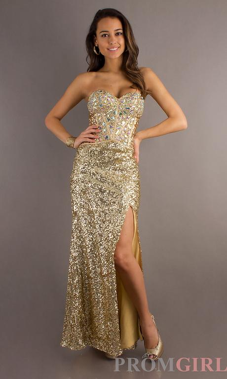Metallic Dress Gold & Clothes Review
