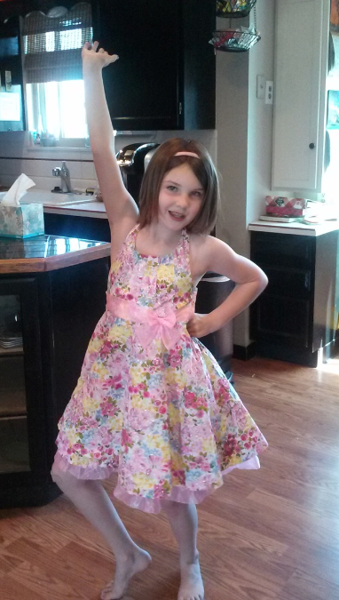 My Son Dressed As A Girl - Beautiful And Elegant