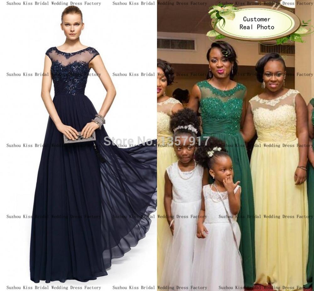 Navy Green Prom Dress - 20 Best Ideas 2017