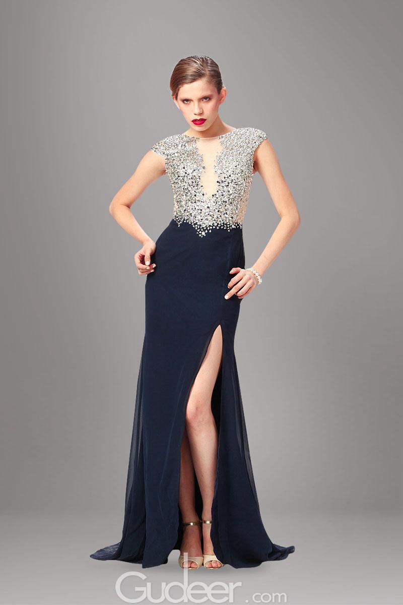 Net Sleeve Dress And Make You Look Like A Princess
