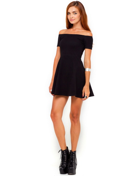 Off The Shoulder Lace Skater Dress : Guide Of Selecting