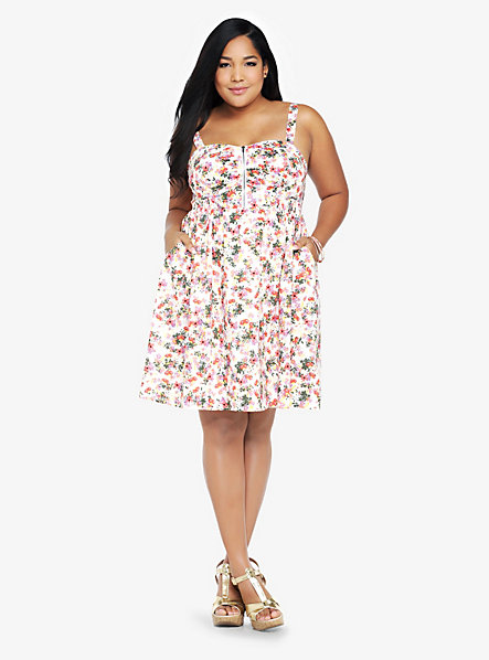 Plus Size Black Sundress - Special In 2017-2018