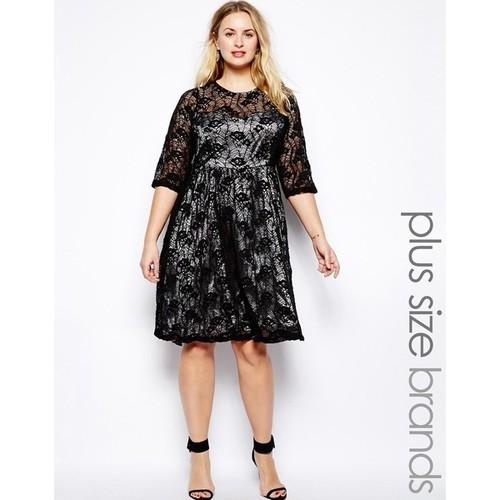 Plus Size Midi Party Dresses - Choice 2017