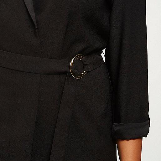 River Island Black Shirt Dress - 20 Great Ideas