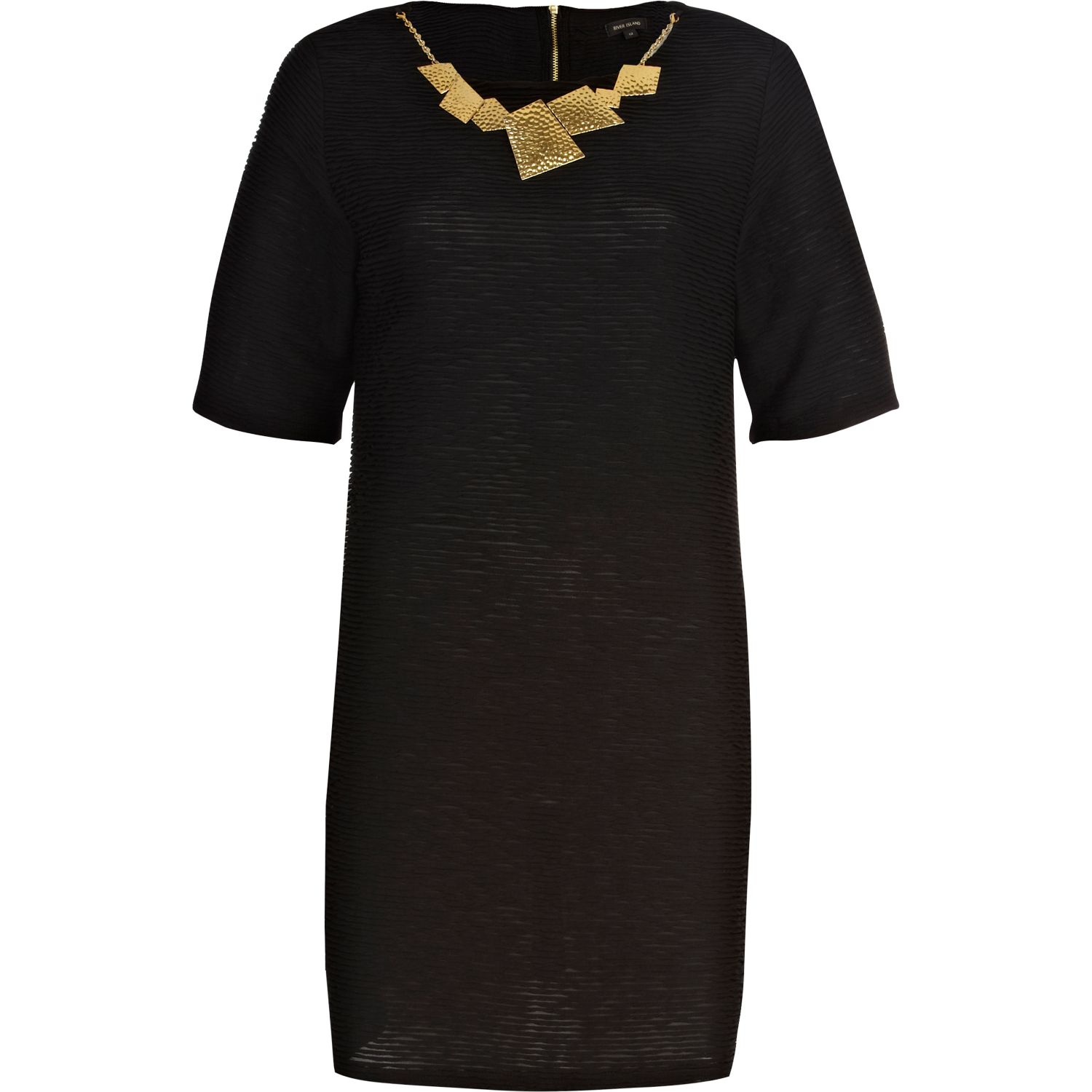 Shift Dress River Island And The Trend Of The Year