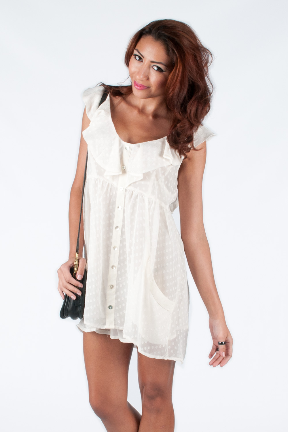 Short Flowy Summer Dresses And Make You Look Like A ...