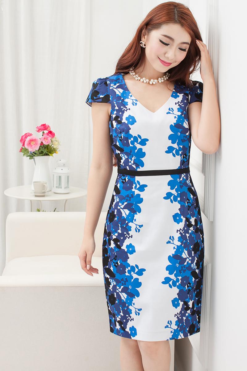 Single Piece Party Wear Dresses - Online Fashion Review